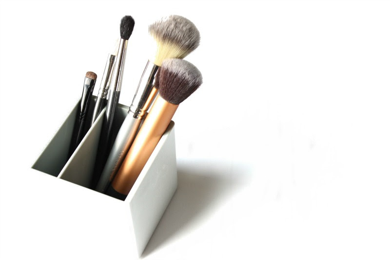 Only makeup brushes you need