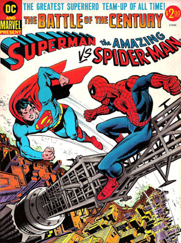 Superman vs Spiderman #1