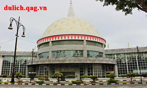 Tour du lịch Hà Nội - Brunei 4 ngày 3 đêm giá rẻ