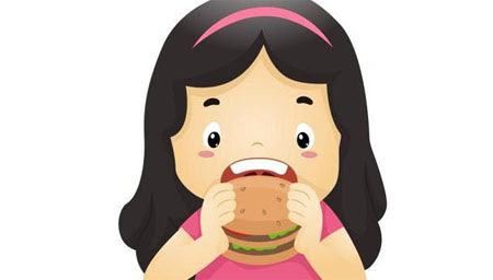 Overeating can cause depression