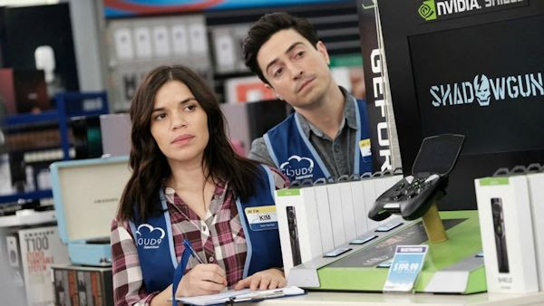Superstore - Amy and Jonah