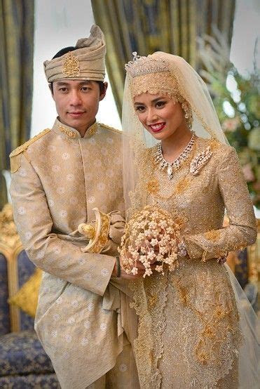 Wedding portrait ~ Princess Hajah Halfizah Sururul Bolkiah