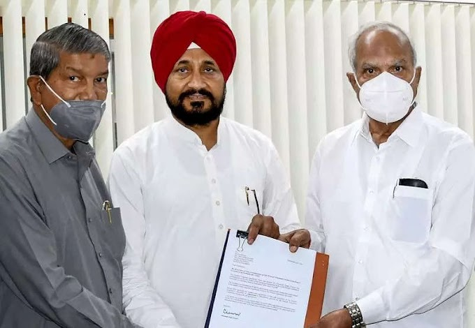 A 'turbaned Dalit', Channi ticked all right boxes for Cong