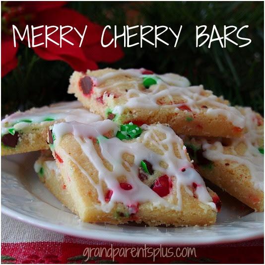 Merry Cherry Bars 1a Merry Cherry Bars