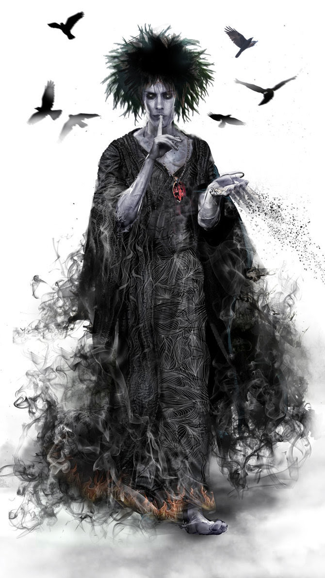 The Sandman - Dream by John Gallagher