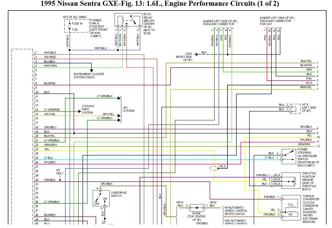 89 Nissan Sentra Wiring Diagram Wiring Diagrams Facility Facility Chatteriedelavalleedufelin Fr