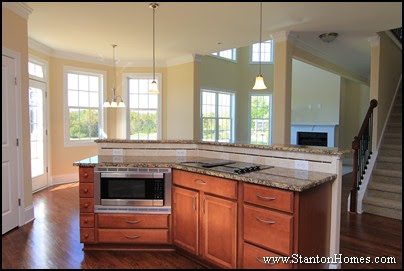 2014 Kitchen Design   7 Features You'll Find Most in New Home Kitchens