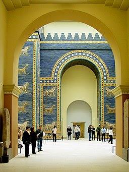 Pergamonmuseum Babylon Ischtar-Tor