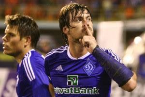 Жест Милевского после гола в матче за Суперкубок возмутил Шахтер
