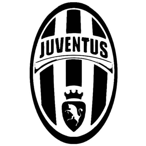 Disegno Di Scudetto Juventus Da Colorare Per Bambini