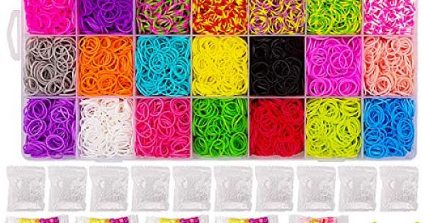 Toy Loom Bands The Best Amazon Price In Savemoneyes