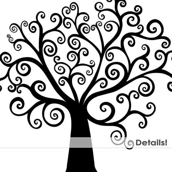 Family Tree Black And White Clipart Panda Free Clipart Images