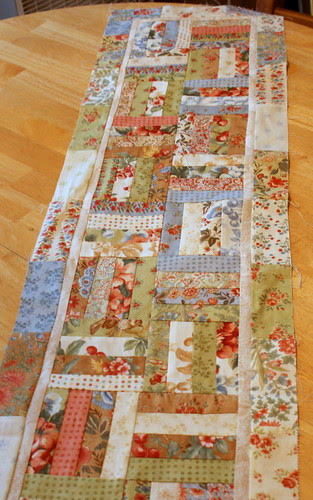Petits Fours Table Runner