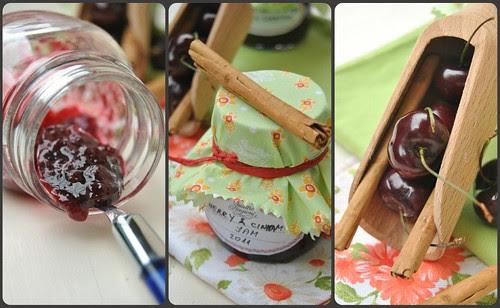 Cherry Cinnamon Jam