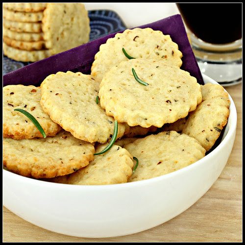 Bowl of Crackers