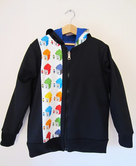 lego hoodie black side full