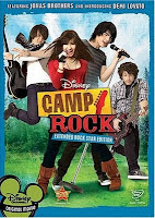 camp rock promo