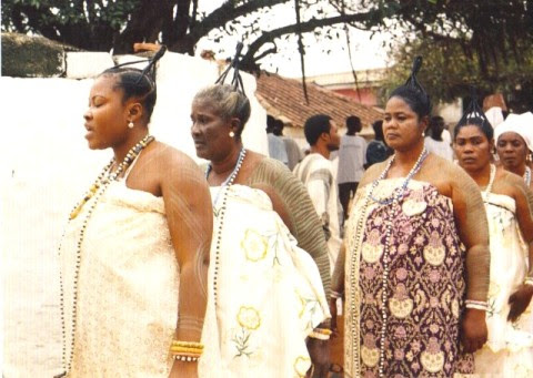 GA PEOPLE: GHANA`S TRIBE THAT HAS MAINTAINED ITS AFRICAN