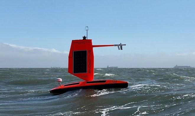 Автономные парусники Saildrone выходят на охоту за морскими ураганами