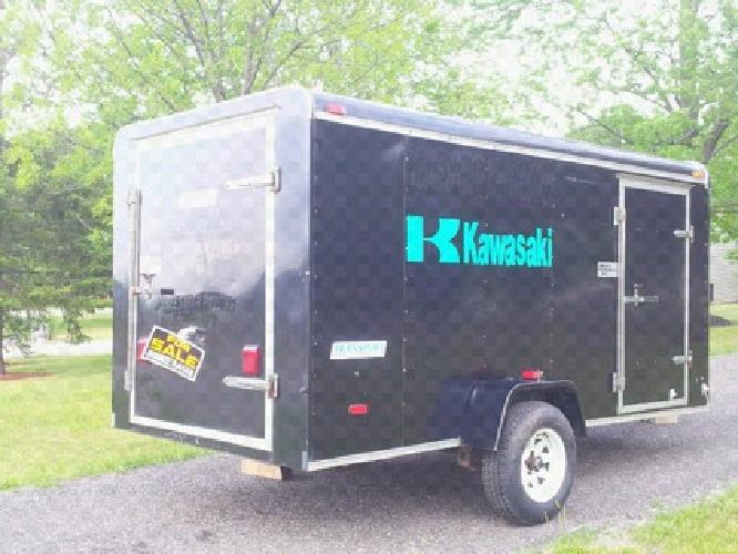 $2,000 2000 enclosed trailer 12x6 for sale in Fort Wayne, Indiana Classified  ShowMeTheAd.com