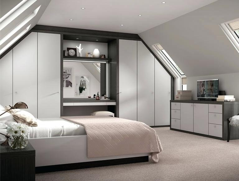 Bedroom Interiors Design Ideas, Fitted Bedroom Wardrobes ...