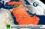 syria-jordan-border-map