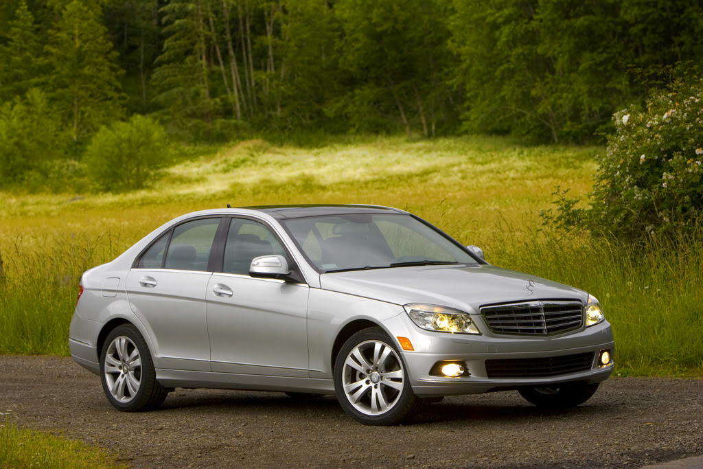 2009 Mercedes-Benz C Class Pictures/Photos Gallery - Green ...