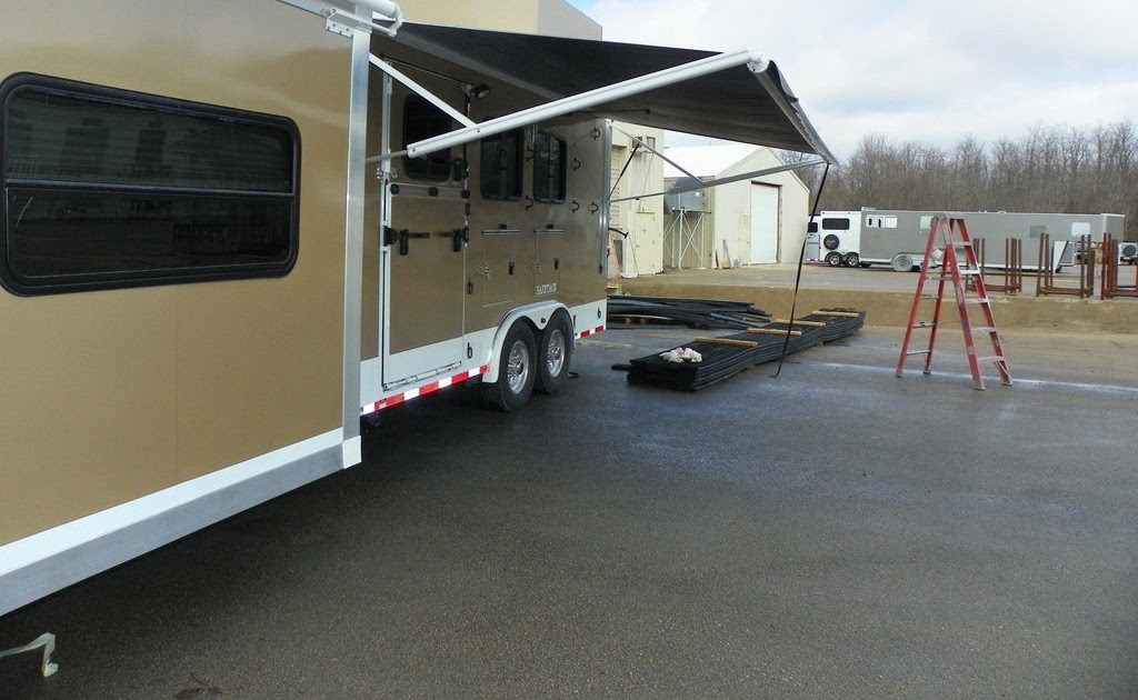 +86 Horse Trailer Awnings | Home Decor