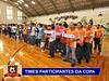 Copa Carlos Alberto Iamonti começa neste fim de semana com jogos nas 5 sedes