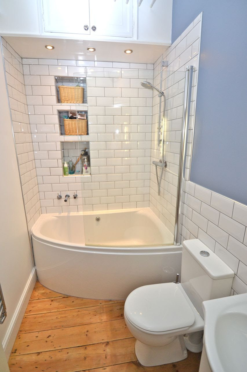 Bathroom Makeover - Bromley - Bathroom fitters