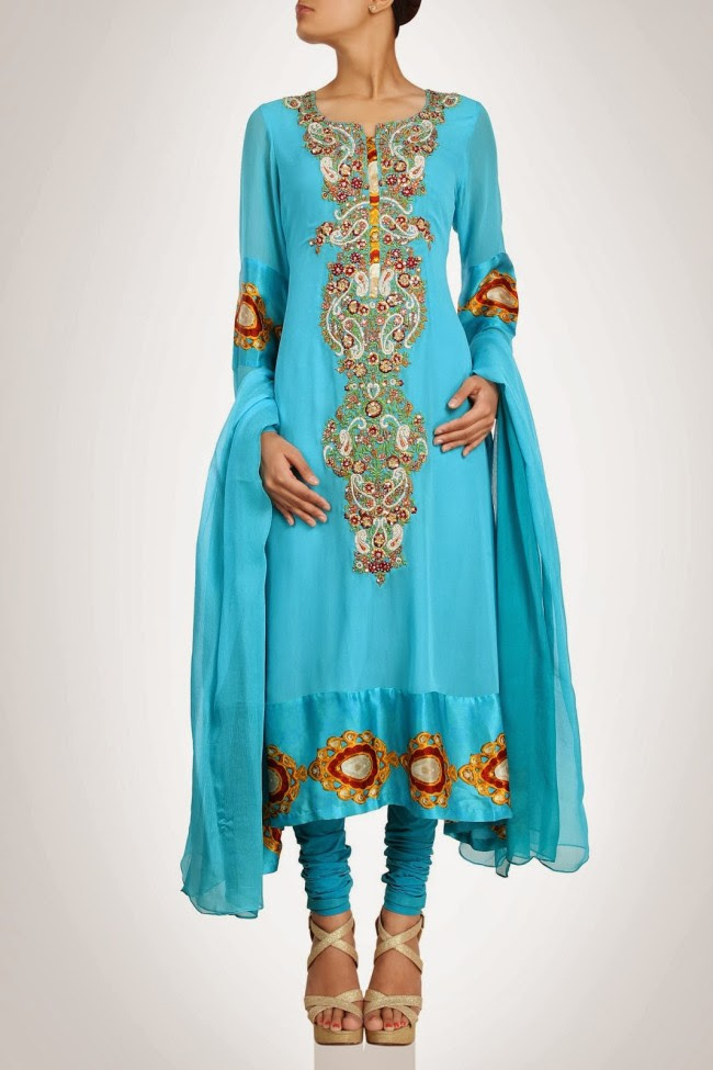 Beautiful-Anarkali-Churidar-Salwar-Kamiz-for-Girls-Women-by-Designer-Rubina-K-4