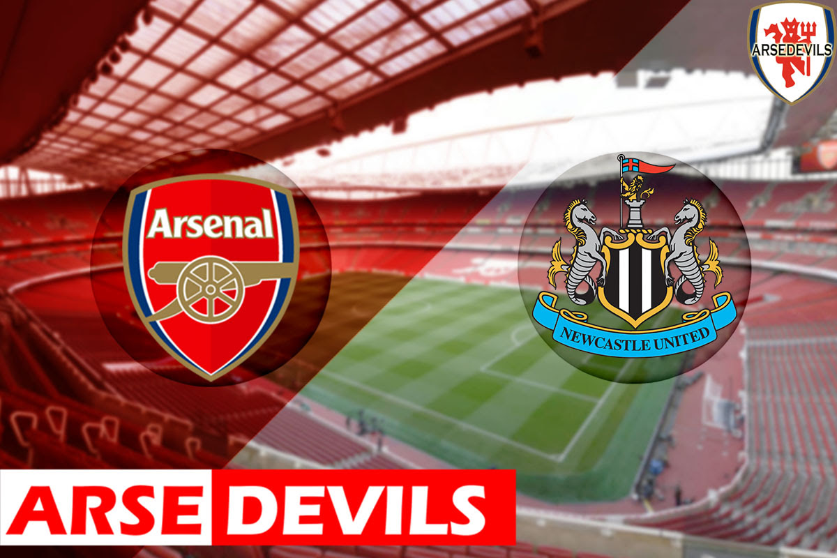 Arsenal Vs Newcastle United | Preview And Predicted Lineup ...