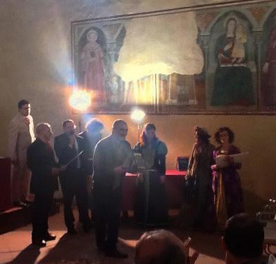 CERTALDO: PREMIO NAZIONALE DI FILOSOFIA VI EDIZIONE 2012