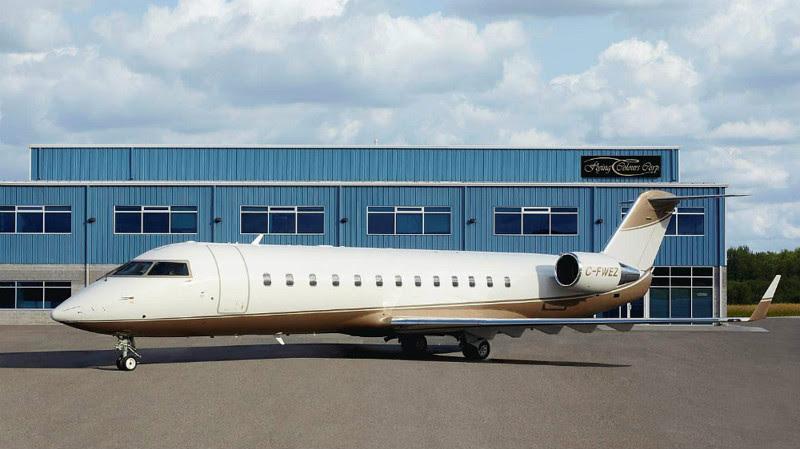 Bombardier Challenger 850 Learjet (Jay-Z) - $ 40 million. Businessmen billionaires, aircraft, private planes