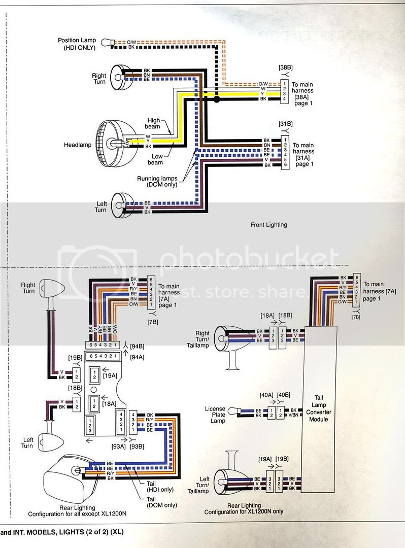 32 Power Commander 3 Wiring Diagram