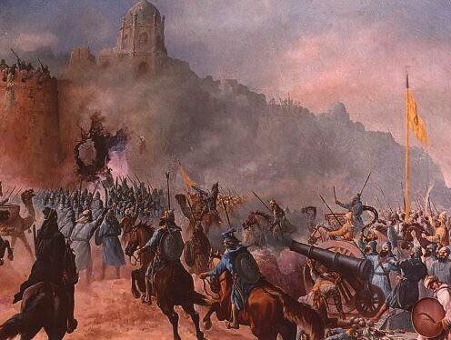 multan fort seraikistan by seraikistan1.