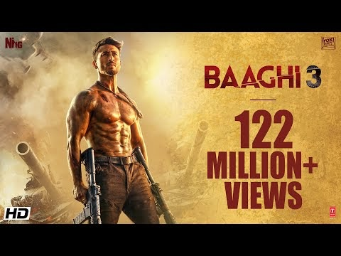 Baaghi 3 Full Movie Download HD 1080p (2020) | Tiger Shroff New Movie 2020