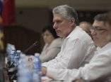 Trabajo en Comisiones. Foto: Ismael Francisco/Cubadebate