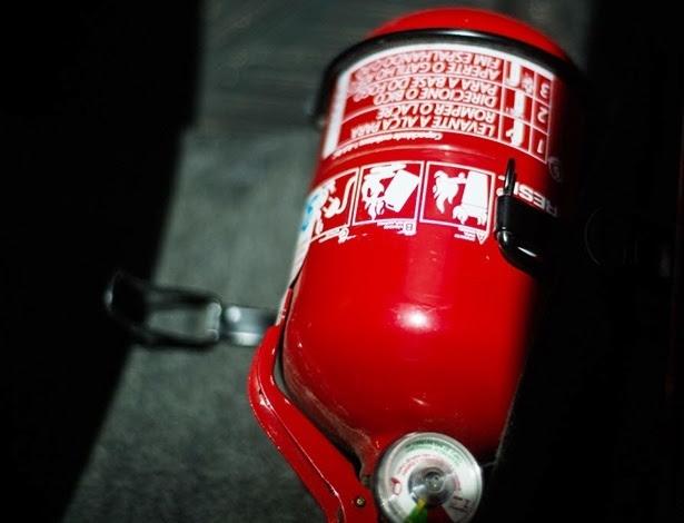 Extintor de incêndio em carro deixa de ser item obrigatório a partir dos próximos dias