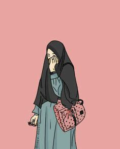 poto kartun hijab wwwbilderbestecom