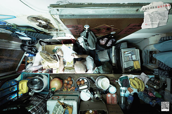 Hong Kong's cubicle apartments: could you live like this? | World ...