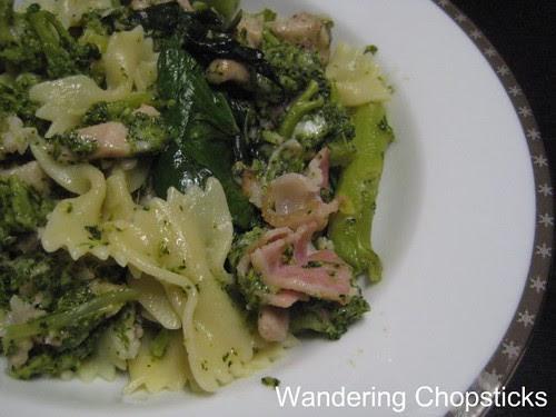 Broccoli Bacon Pasta