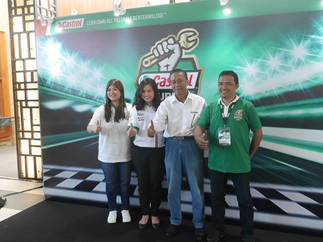 Ajang kompetisi bergengsi bagi para mekanik di roda dua kembali terjadi Adu Lihai Mekanik Dari Castrol Super Mechnic Contest Bukan Sekedar Kompetisi, Tapi Kaya Akan Edukasi