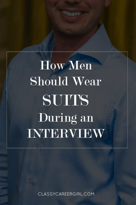 men  button  suit jacket   job interview