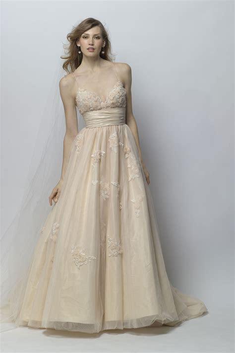 Steel And Champagne Wedding Dresses   Wedding Dress