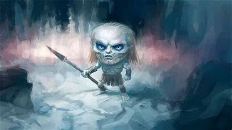 Beyond the Wall: 15 White Walkers Concepts and Artworks