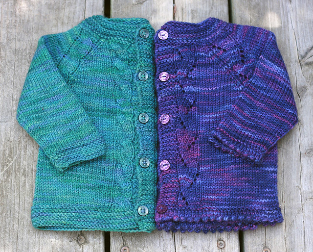 Cashmere Baby Sweaters