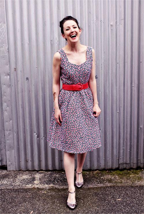 Spotty Dress #2