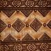 Diamond wood block