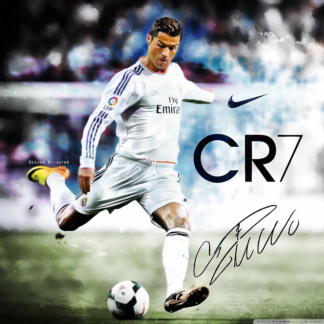Cristiano Ronaldo Wallpaper Cr7 Wallpapers History